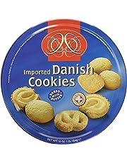 Primar Iberica - Galleta danesa de mantequilla - en lata azul clásica - 454 g
