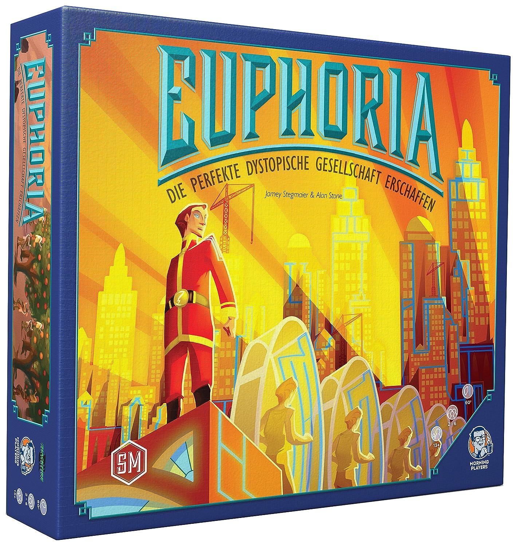 Euphoria ADCDE201401 - Strategiespiel