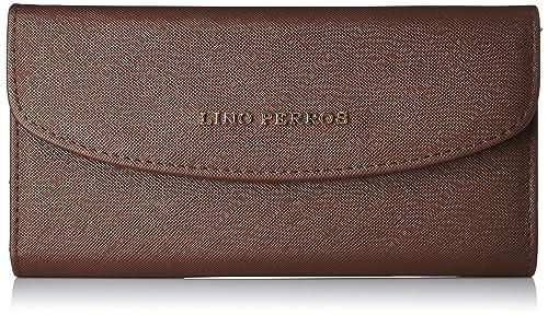 Lino Perros Women's Clutch (Brown)