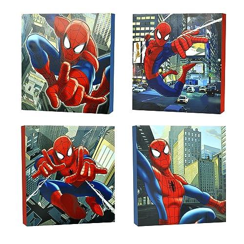 Spiderman Bedroom Decor: Amazon.com