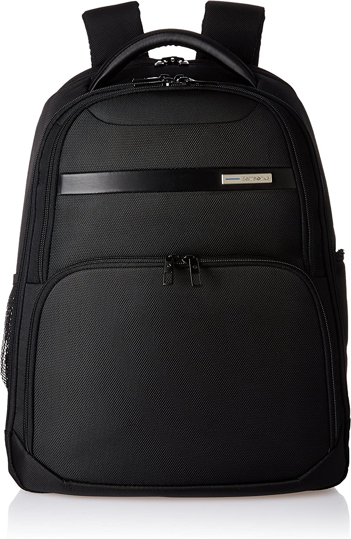 Samsonite - Vectura - Mochila para Laptop  45 cm, 27 L, Negro