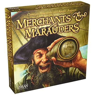 Merchants & Marauders: Toys & Games