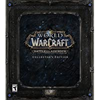 World of Warcraft Battle For Azeroth Collector Edition for PC by Blizzard