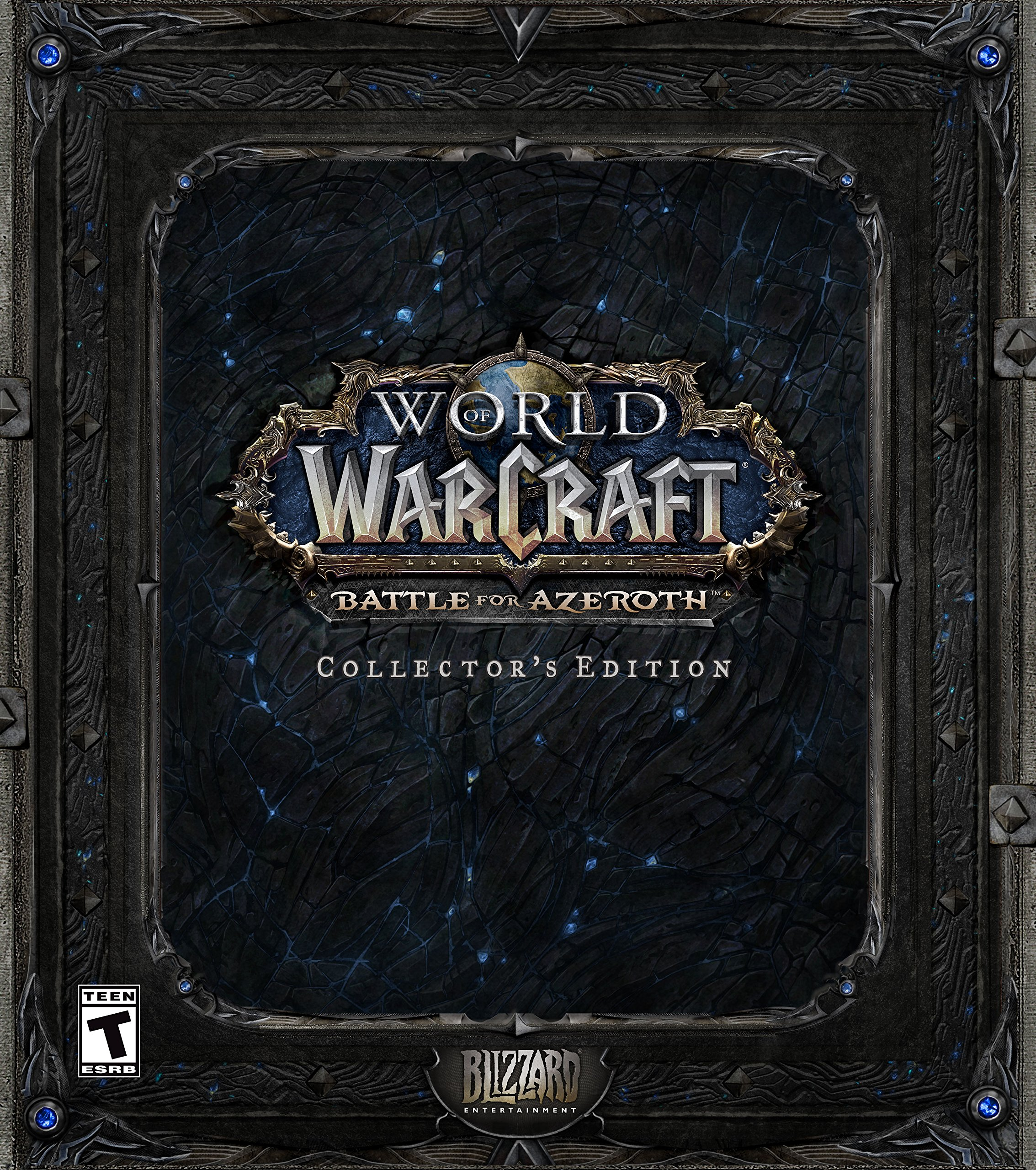 World of Warcraft Battle for Azeroth Collector's Edition - PC by Blizzard Entertainment