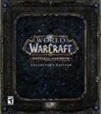 World of Warcraft Battle for Azeroth Collector's Edition - PC