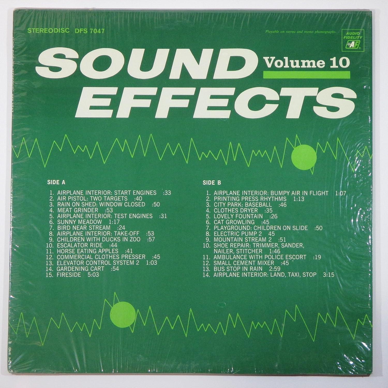 Sound Effects free Tucson Mall Volume 10