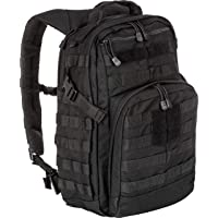 5.11 Tactical Rush 12 EDC Tactical Backpack, Black