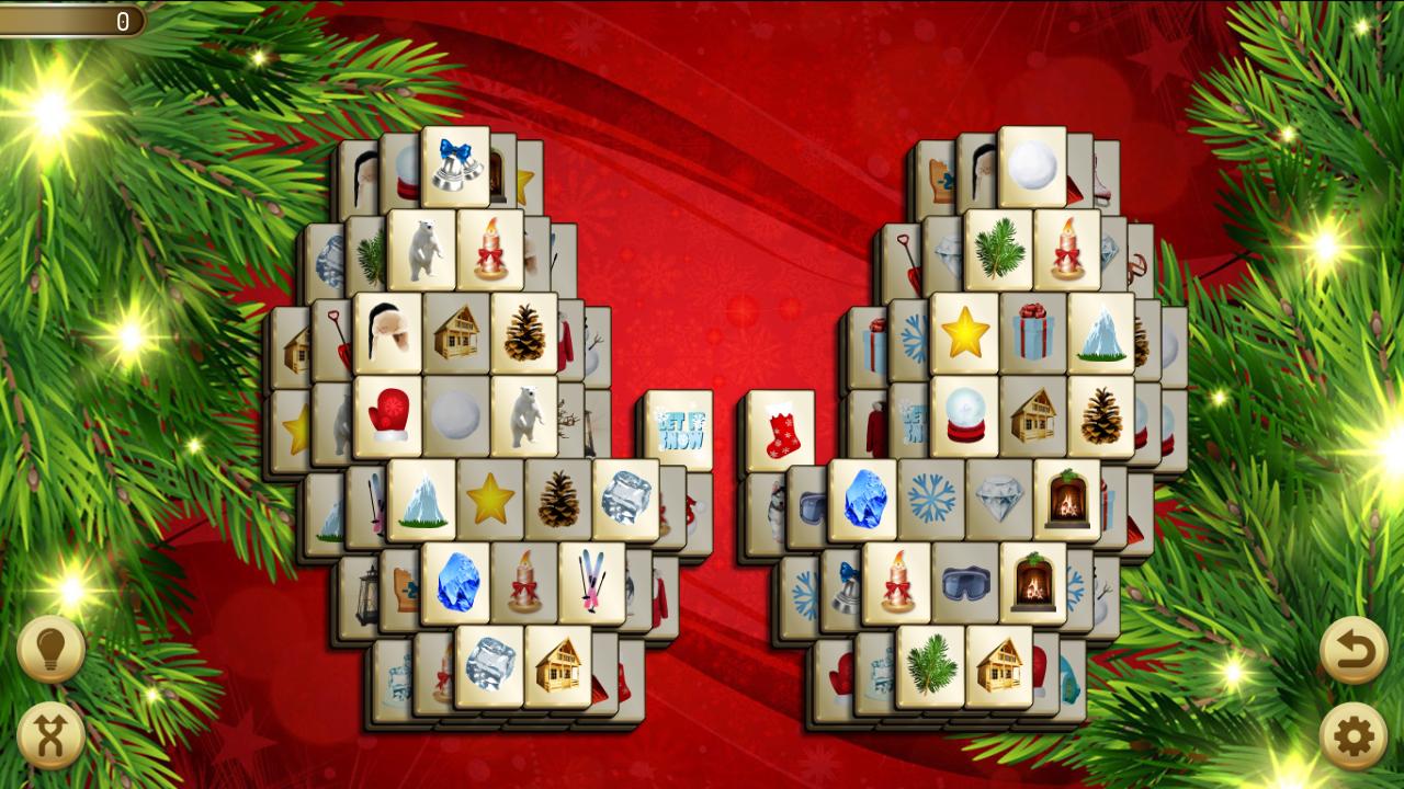 mahjong skies christmas party