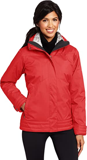 NEW Columbia Women/'s Sleet to Street Interchange Jacket RETAIL $250 L Snow Coat