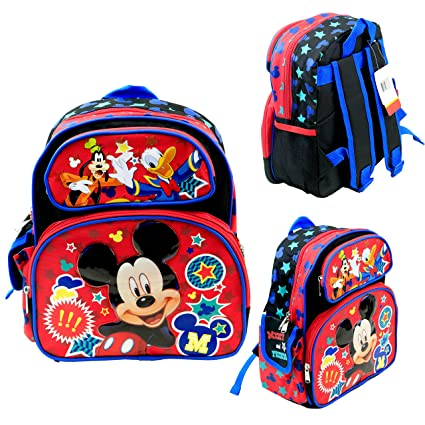 Disney Mickey Mouse Kids 12\' Toddler School