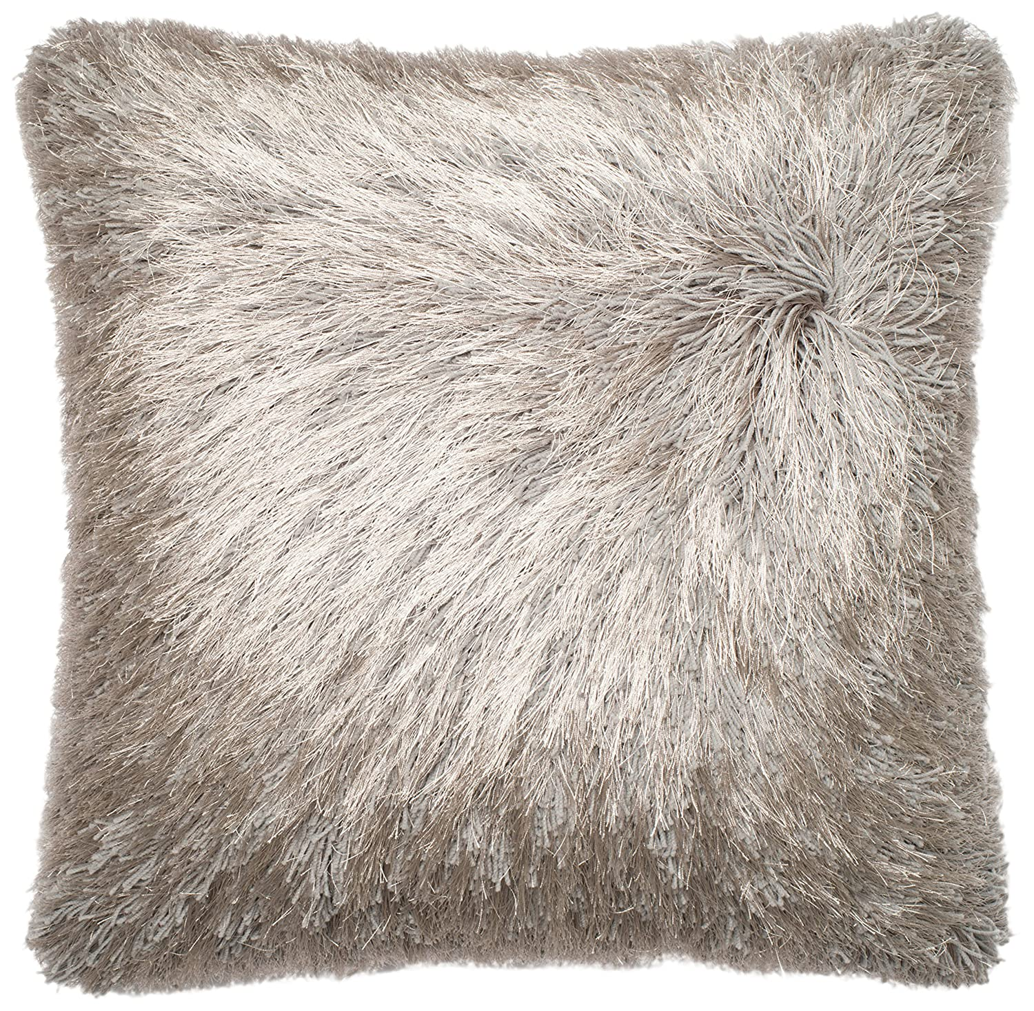 Loloi 1 Polyester Cover and Fill Decorative Accent Pillow 22 x 22 Red Loloi Rugs Inc PSETP0245RE00PIL3