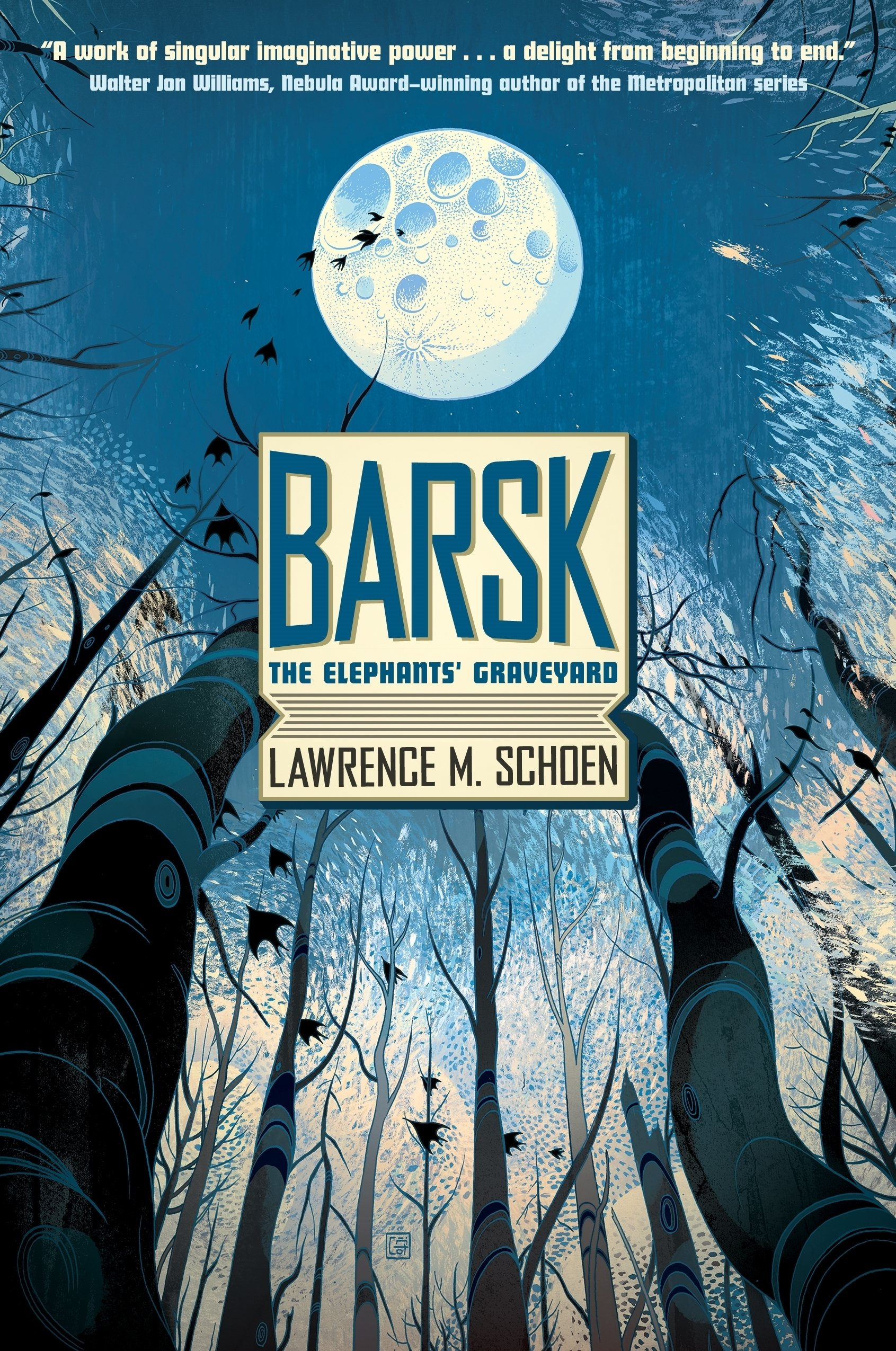 Download Barsk: The Elephants' Graveyard PDF