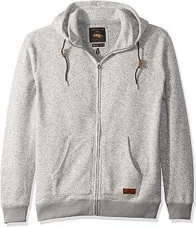 ba1c9236 Amazon.com: Quiksilver Men's Keller Zip: Clothing