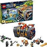 Lego Nexo Knights Arsenale Rotolante di Axl, 72006