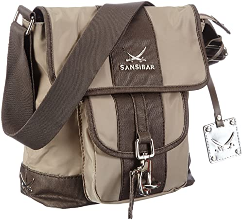 Sansibar Womens Typhoon Cross-Body Bag (taupe) Size: 22x24x9 cm (B x H x T) Sneakernews Sale Online Store With Big Discount Limited Edition Sale Online Buy Cheap Finishline JVX72vffy