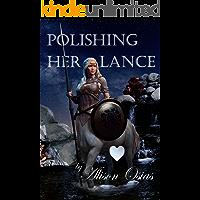 Polishing Her Lance (Squireing for a Futa Centaur Dame Book 1)