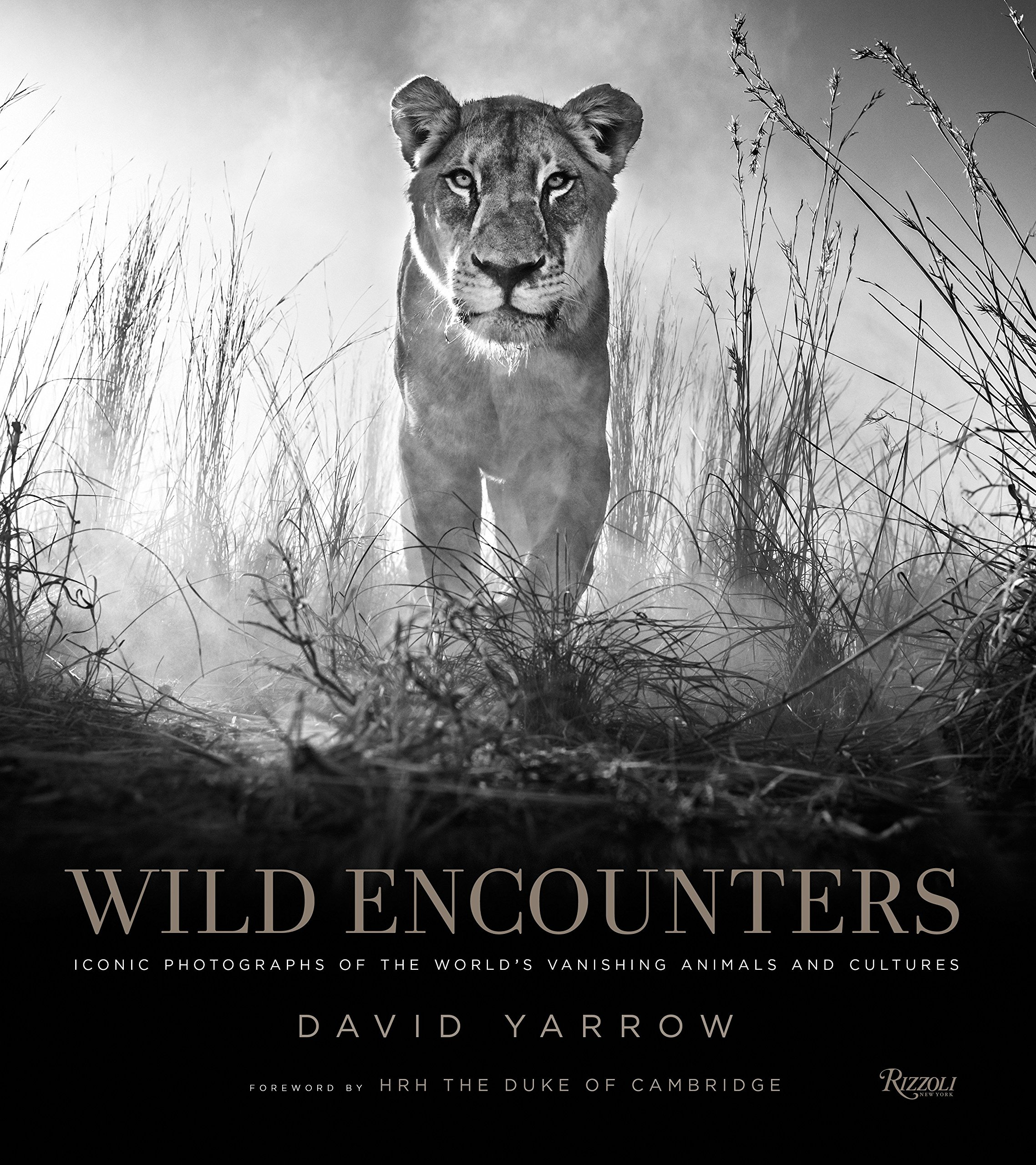 Wild Encounters: Iconic Photographs of the World's Vanishing Animals and Cultures by imusti