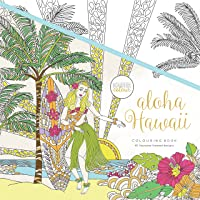 Kaisercraft Aloha Hawaii Colouring Book