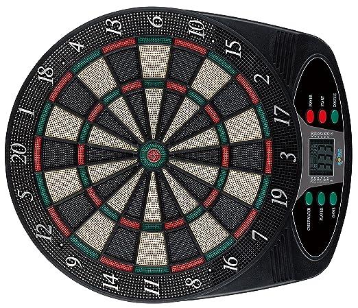 7 opinioni per Solex, Bersaglio freccette elettronico classic 8 Player 6 Soft Darts 24 Tips,