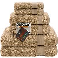 American Bath Towels - Toallas turcas premium suaves y absorbentes