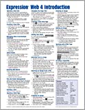 Expression Web 4 Quick Reference Guide (Cheat Sheet of Instructions, Tips & Shortcuts - Laminated Card)