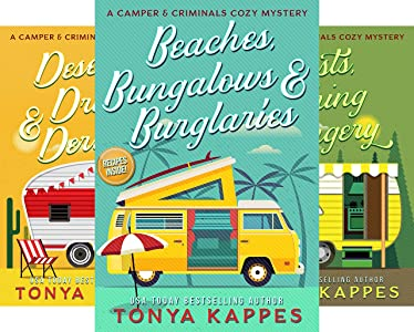 A Camper and Criminals Cozy Mystery