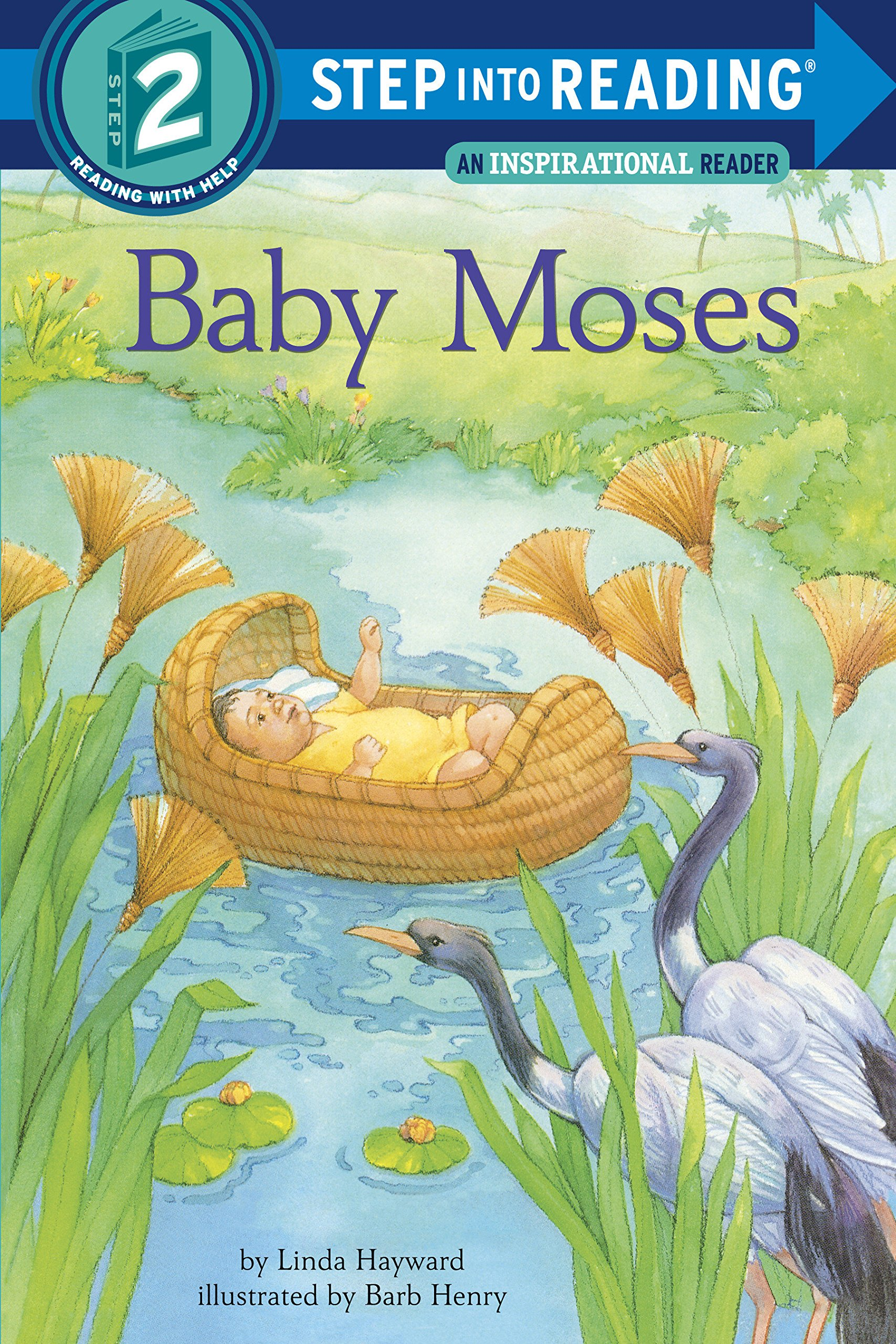 Download Baby Moses (Step into Reading) PDF