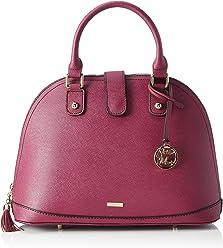 6115246b60fe2 Stella Maris Damen Handtasche Lederhandtasche mit einem echtem Diamant  Umhängetasche Tasche Damenhandtasche Frauenhandtasche Shopper STMB605-