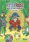 Ritter Rost 15: Ritter Rost auf Schatzsuche: Buch mit CD