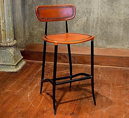 Amazon.com: William Sheppee USA BRS022A Rocket Counter Stool: Kitchen U0026  Dining