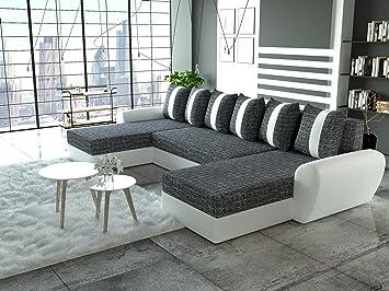Sofa Couchgarnitur Couch Sofagarnitur Puma U Polstergarnitur