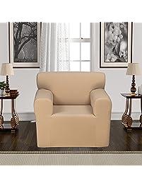 Anti Slip Jacquard 1 Piece Spandex Stretch Elastic Pet Dog Sofa Couch Cover  Slipcover