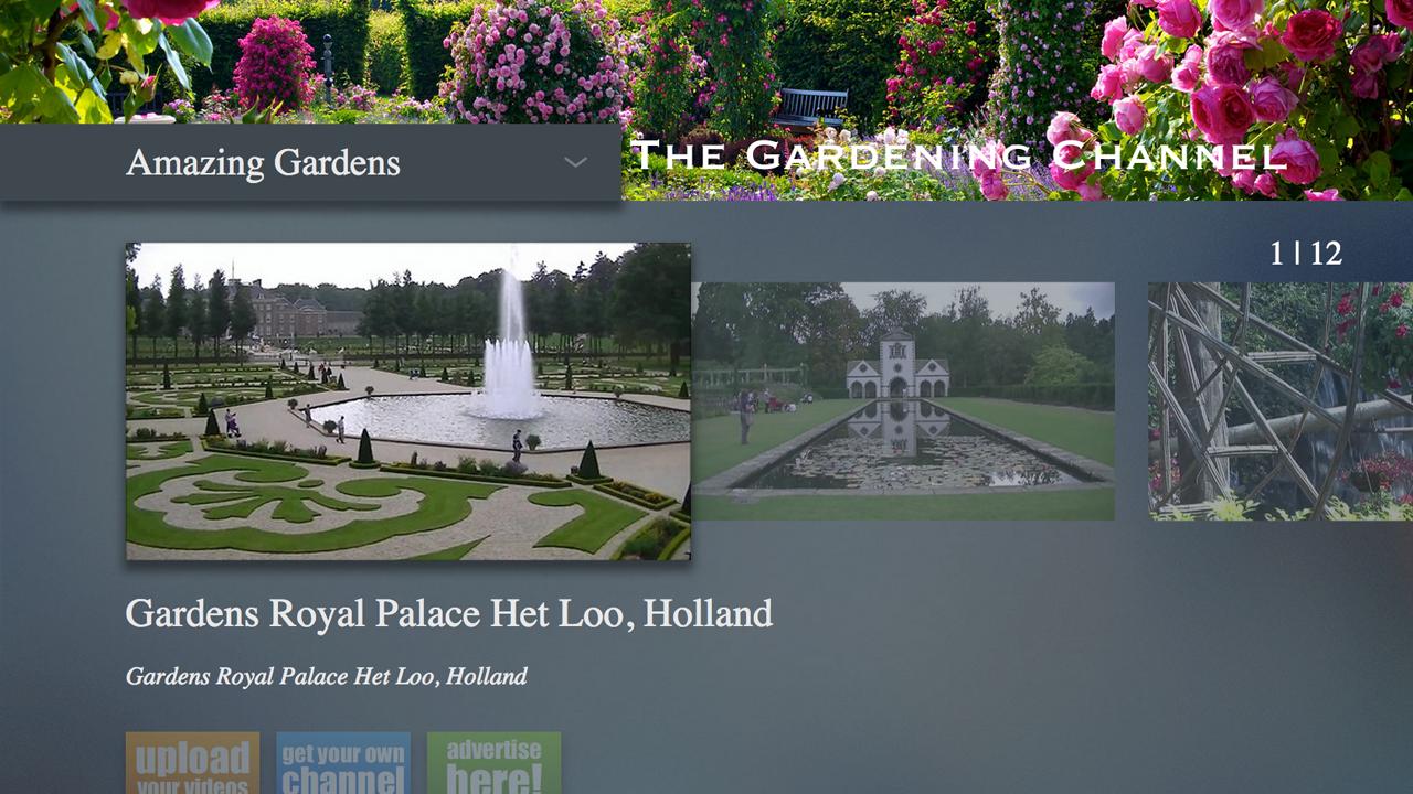 The Gardening Channel Amazon Appstore
