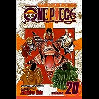 One Piece, Vol. 20: Showdown at Alubarna (One Piece Graphic Novel)