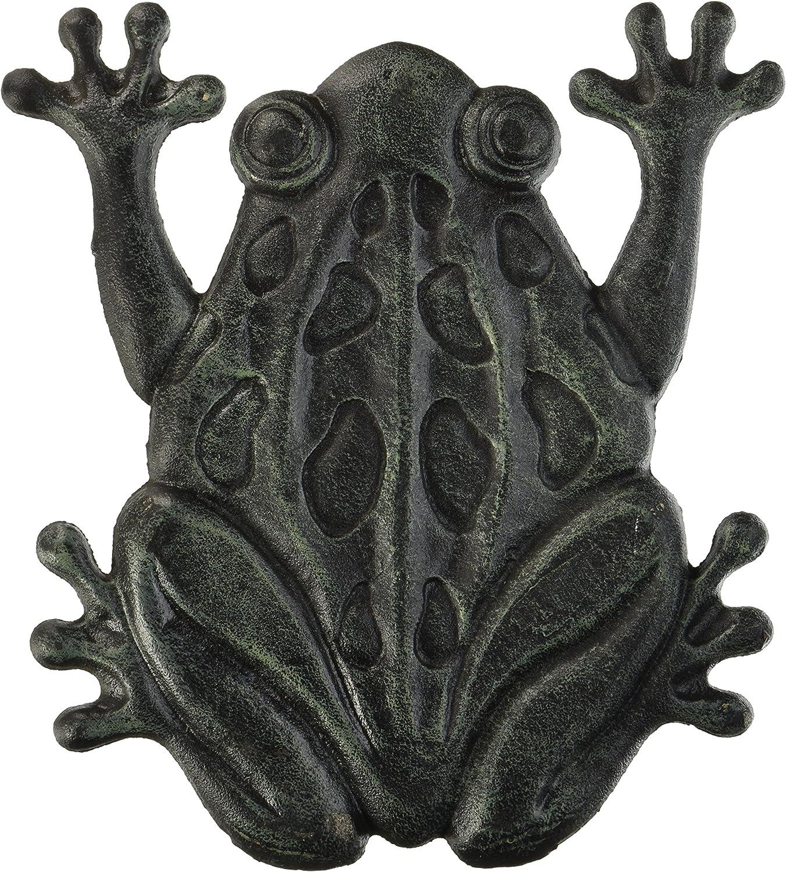Nashville-Davidson Mall Things2Die4 Cast Iron Frog Garden Stepping Brand new Stone Tile Step