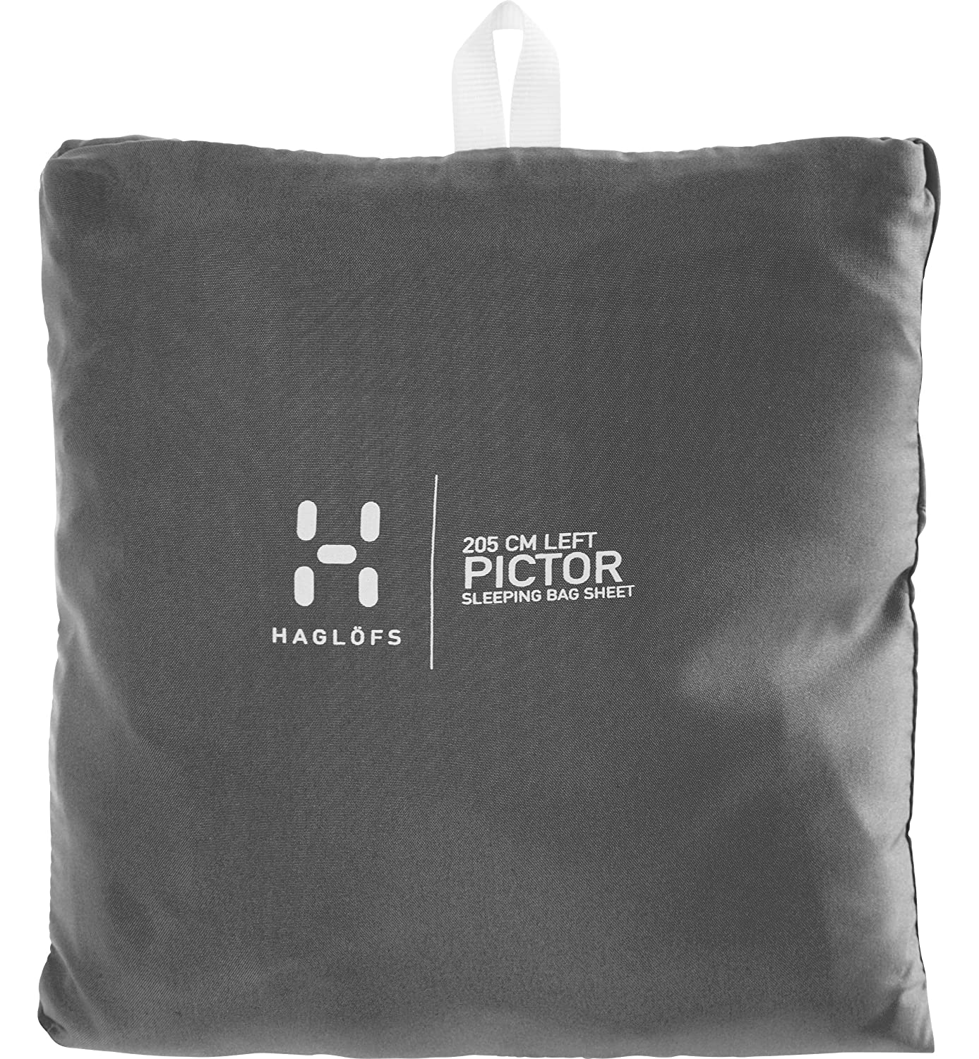 Haglöfs Pictor Sleeping Bag Sheet magnetite 2015 Inlet