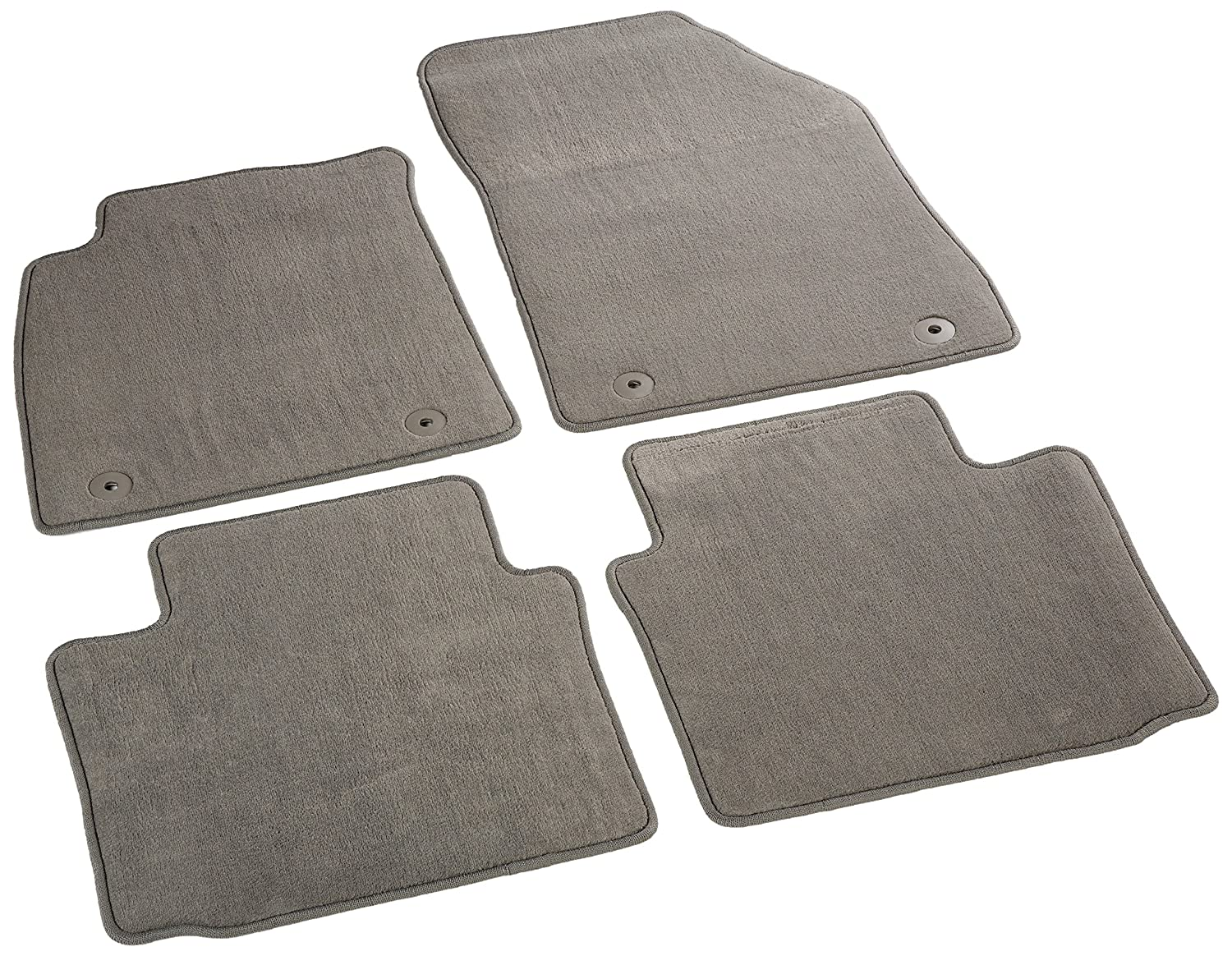 Genuine GM Accessories 22815452 Front and Rear Carpet Floor Mat