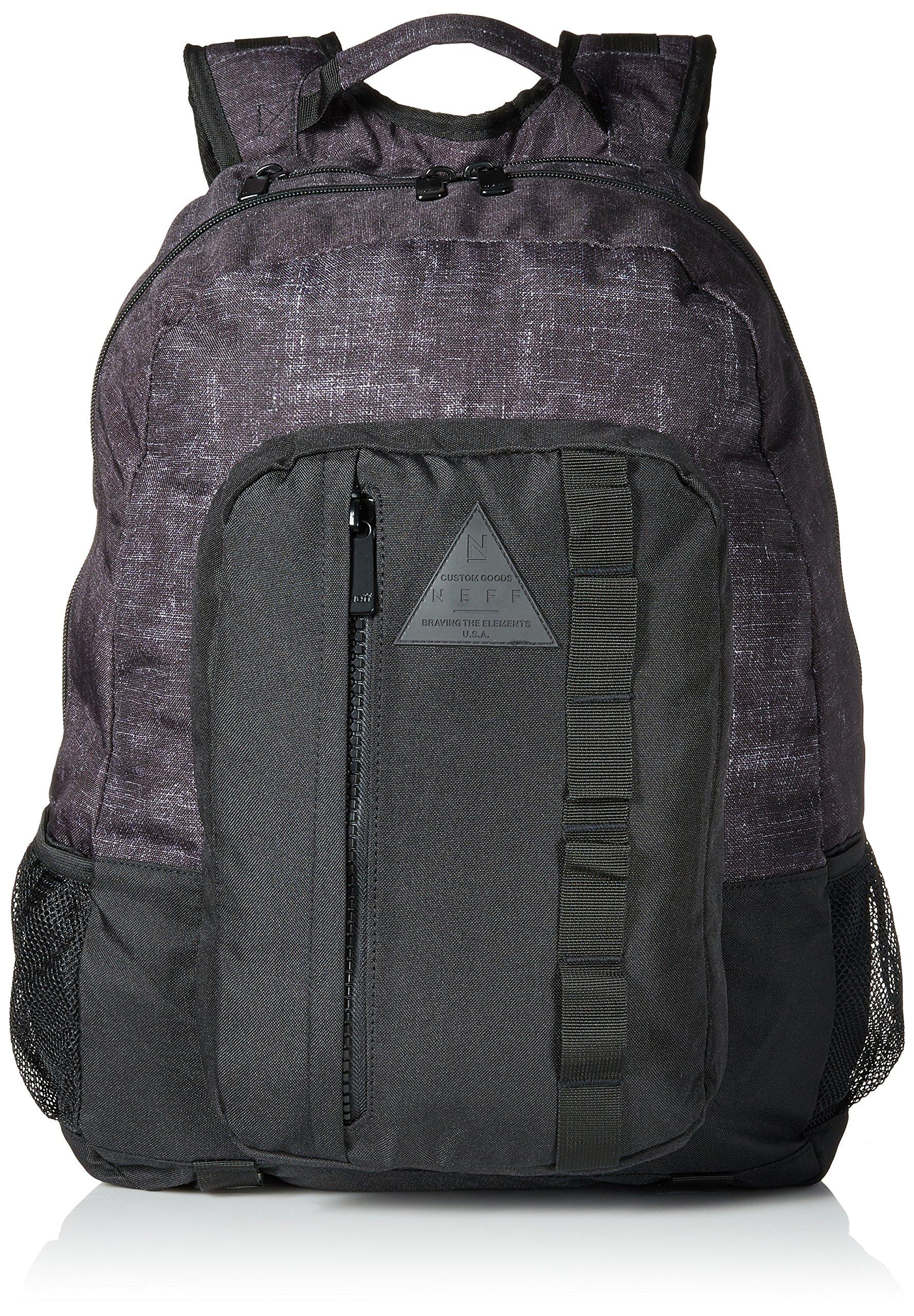 Neff Men's Renegade Backpacks, Renegade Black, One Size