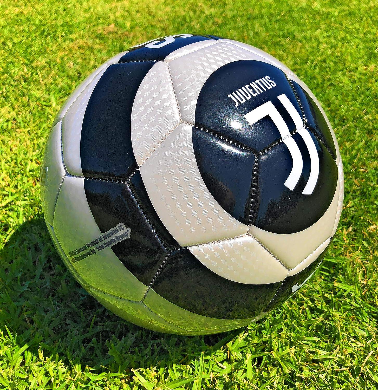 Juventus 2019-2020 - Balón de fútbol (tamaño 5, Oficial), Color ...