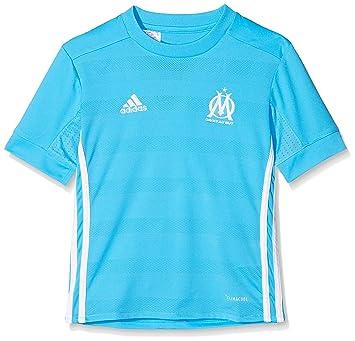 segunda equipacion Olympique de Marseille modelos