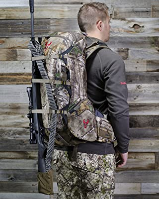 Support Rifle Carry - Badlands 2200 Camouflage Hunting Backpack
