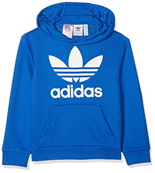 Adidas J TRF, Sweat à Capuche Enfant  Amazon.fr  Sports et Loisirs db25086e2980