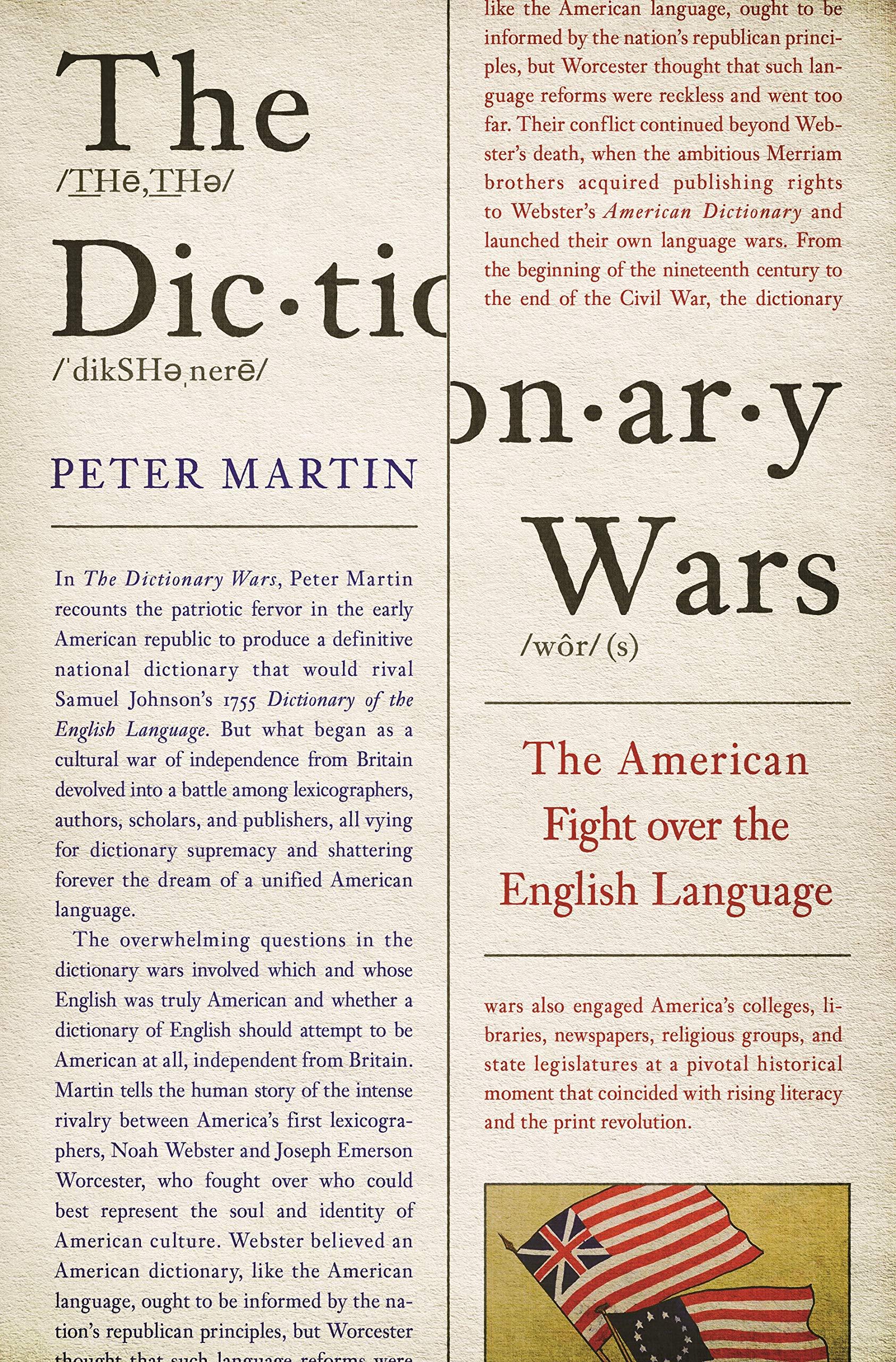 Amazon.com: The Dictionary Wars: The ...