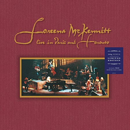 Live in Paris Toronto : Loreena McKennitt: Amazon.es: Música