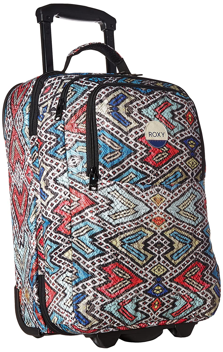 5290fd4c227e Amazon.com: Roxy Women's Wheelie Carry-on Suitcase Regatta Soaring ...