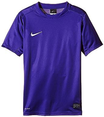 Nike Park V – Camiseta de fútbol, Hombre, Color Court Purple/Football White