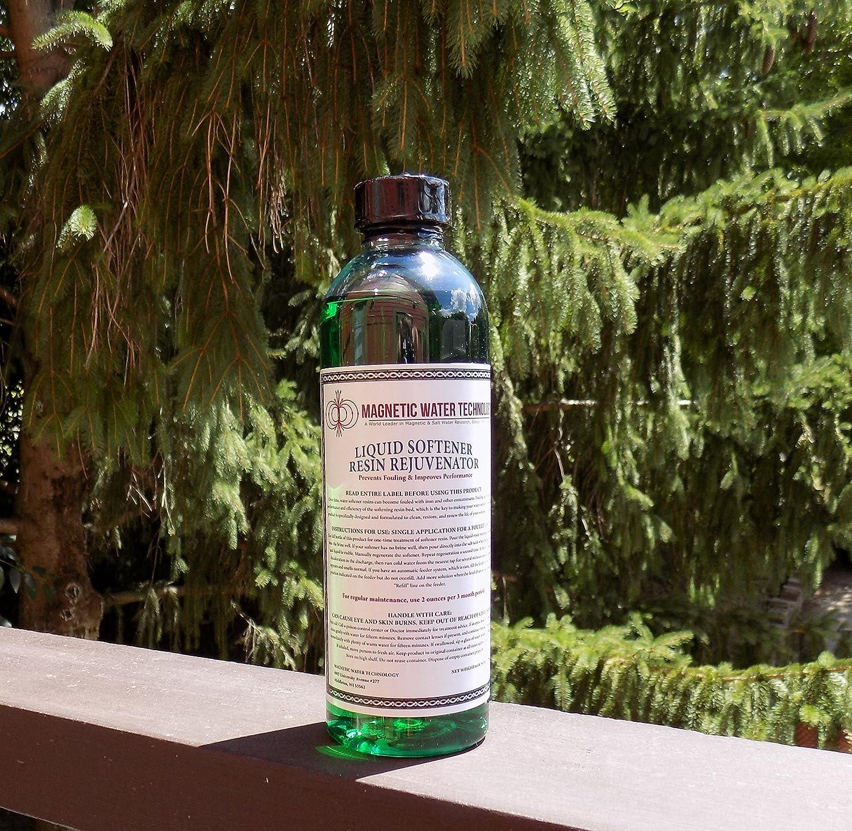 How To Repair A Water Softener Water Softener Repair Resin Restorer And Cleaner Amazoncom