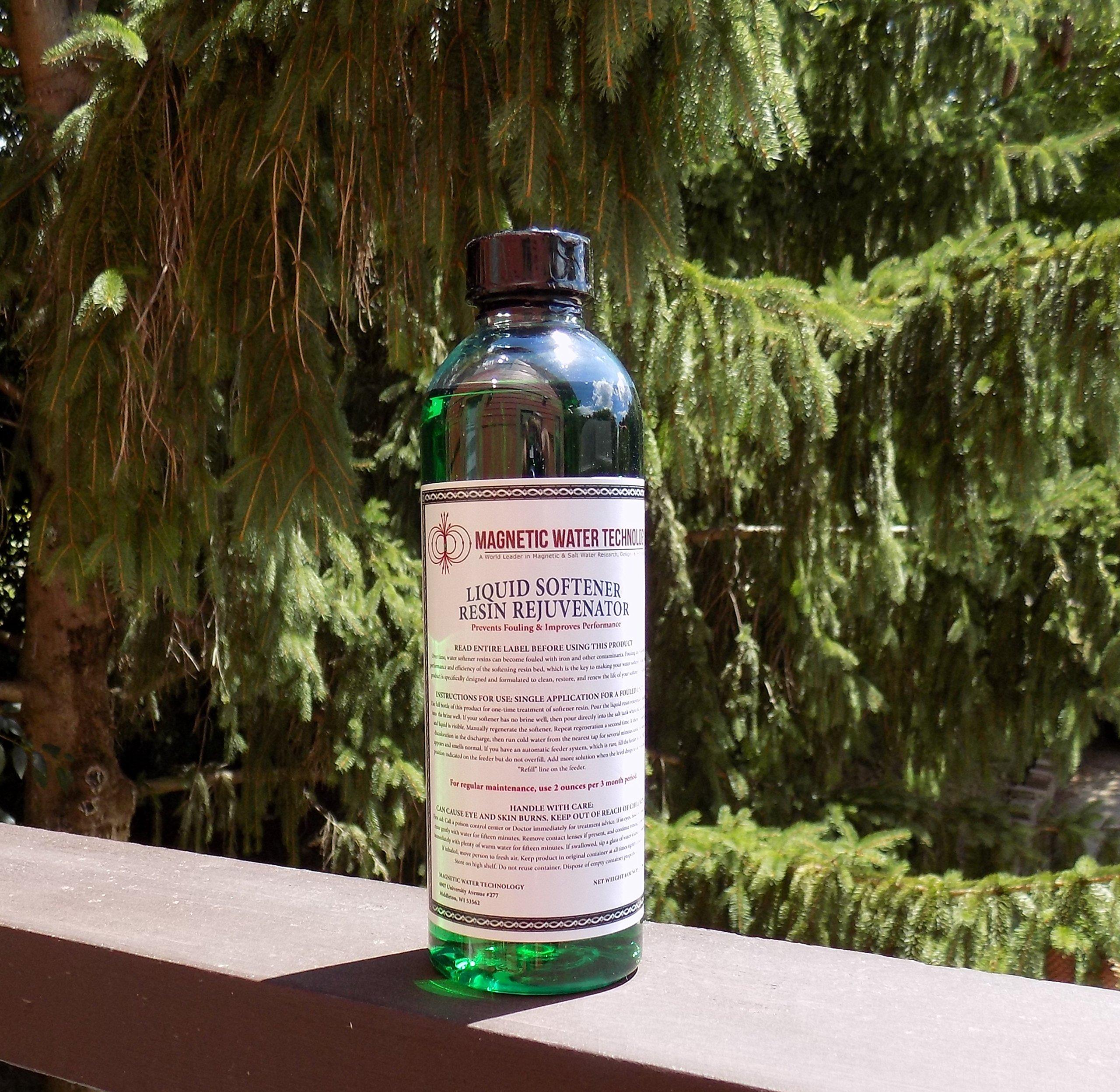 Water Softener Repair Resin Restorer and Cleaner