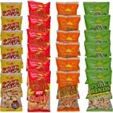Fried Pork Rinds Mixed 24 bags (1.75oz)