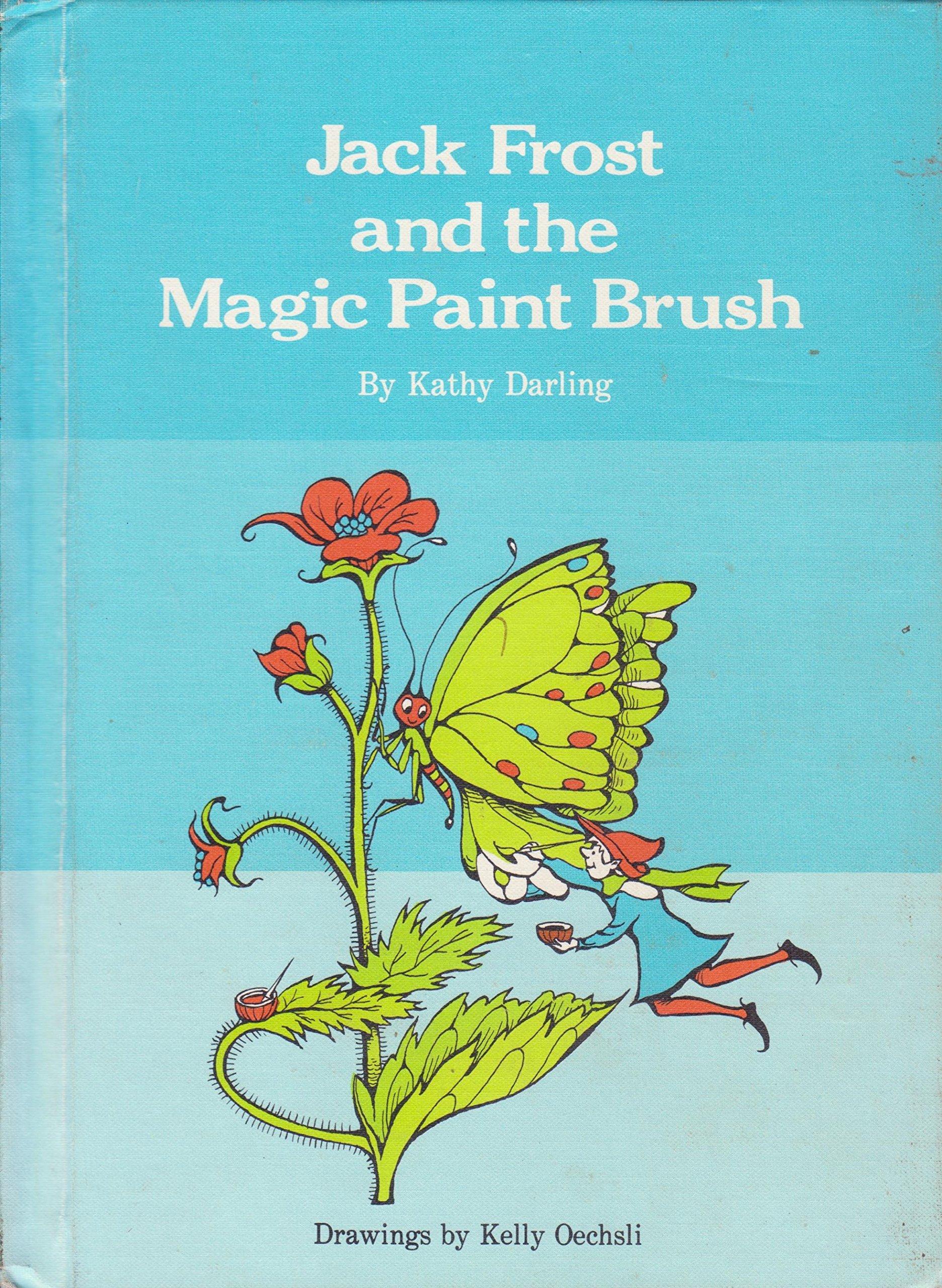 The Magic Paint